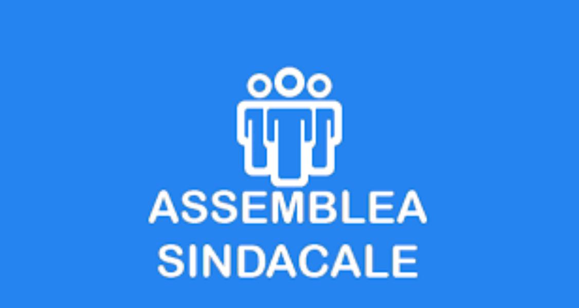 Avviso partecipazione assemblea sindacale