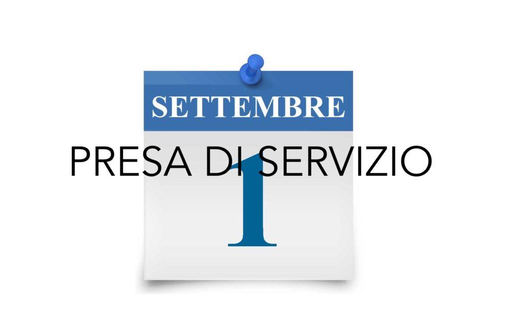 Avviso disposizioni organizzative servizio 1° ...